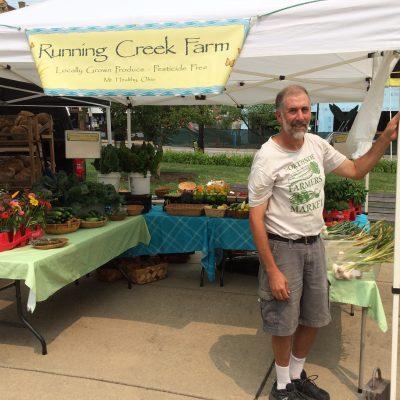 Mt Healthy Running Creek Farm