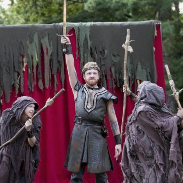 Renaissance Project sponsors Shakespeare in the Park August 27