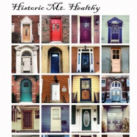 Doors of Mt. Healthy Postcards